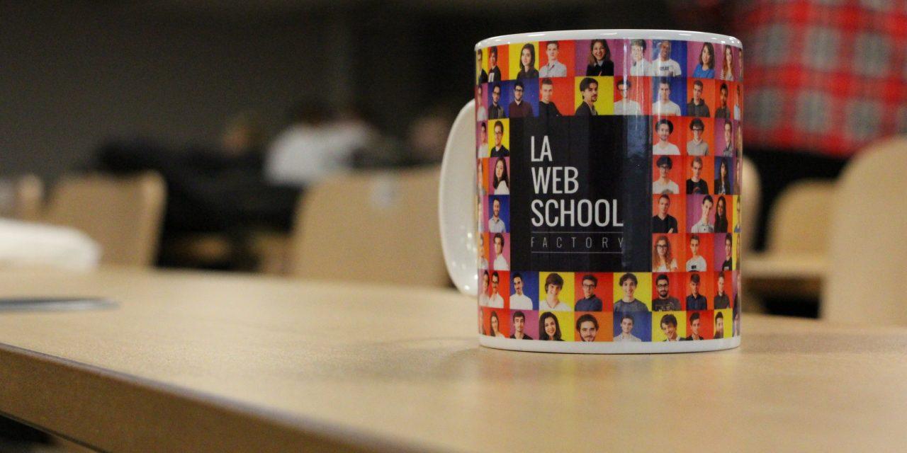 [L'heure du choix] 4 bonnes raisons de rejoindre la Web School Factory