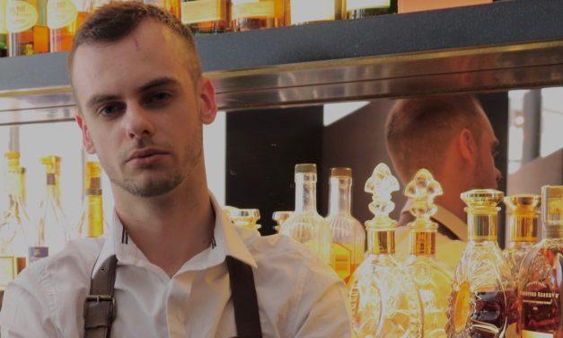 Le cocktail de Simon Quentin, apprenti à l'École Médéric, recette gagnante N°1 #BeMixo Student Challenge