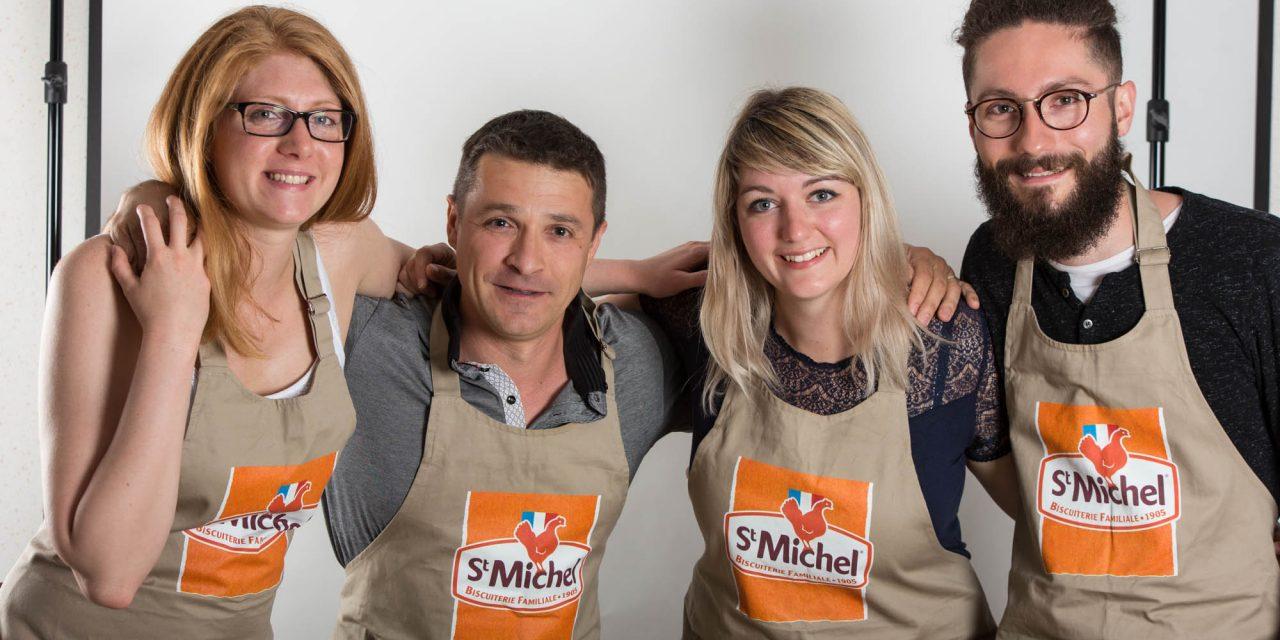 St Michel Biscuits : le goût des bonnes choses