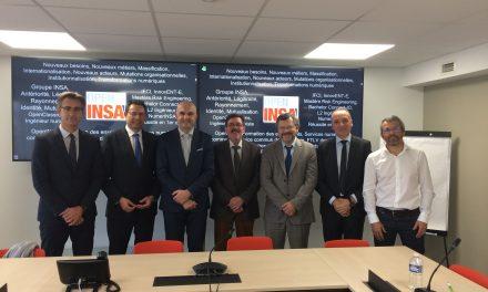 Avec OpenINSA, le Groupe INSA met ses formations aux couleurs du distanciel