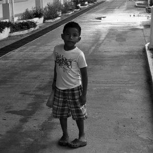 La place des femmes en Amérique latine - Petit garçon au Panama