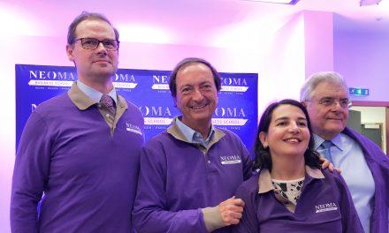 NEOMA décroche un dirigeant superstar pour sa présidence