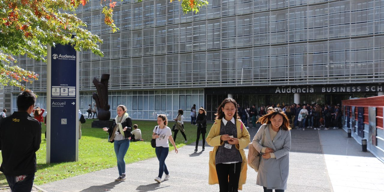 Audencia Business School : « l'audace de faire grand et d'aller vite ! »