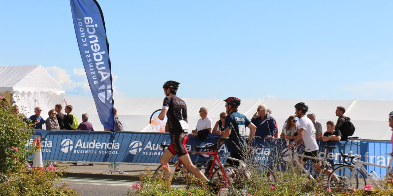 Le Triathlon Audencia La Baule fête ses 30 ans avec brio !