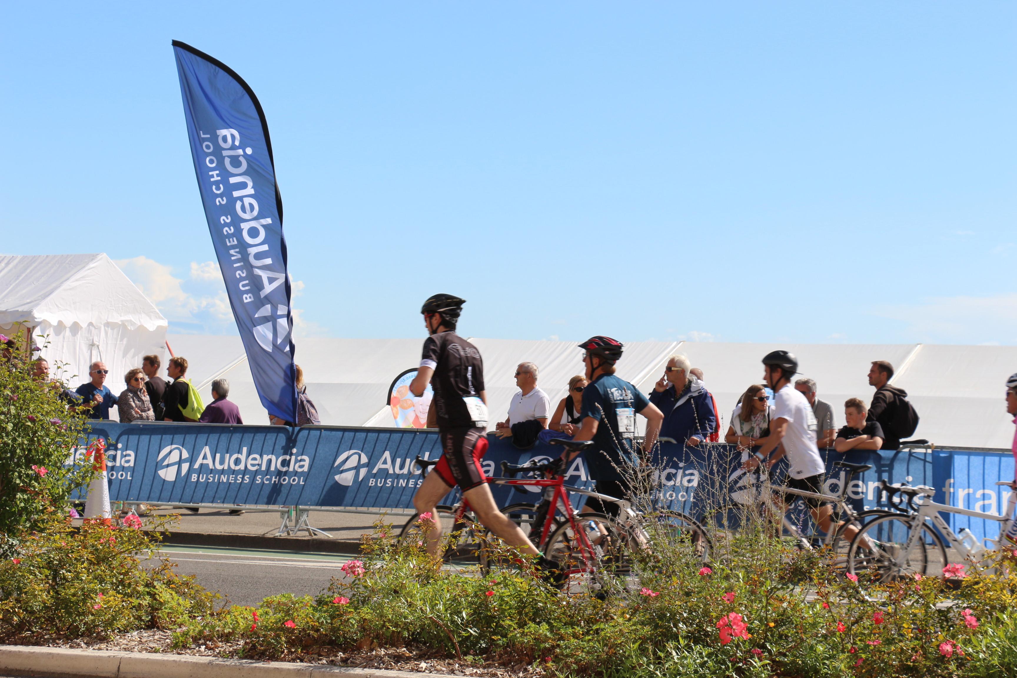 30e édition du Triathlon Audencia La Baule