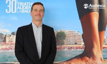 Triathlon Audencia La Baule : «signature de l'école depuis 30 ans»