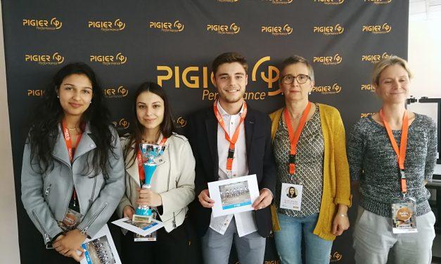 Challenge Handicap International : Pigier Lyon récompensé