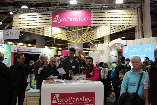 Salon de l'agriculture, les étudiants d'AgroParisTech plébiscitent l'expérience d'année en année