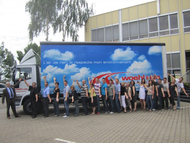 Woehl : Une ETI experte en solutions de transports terrestres