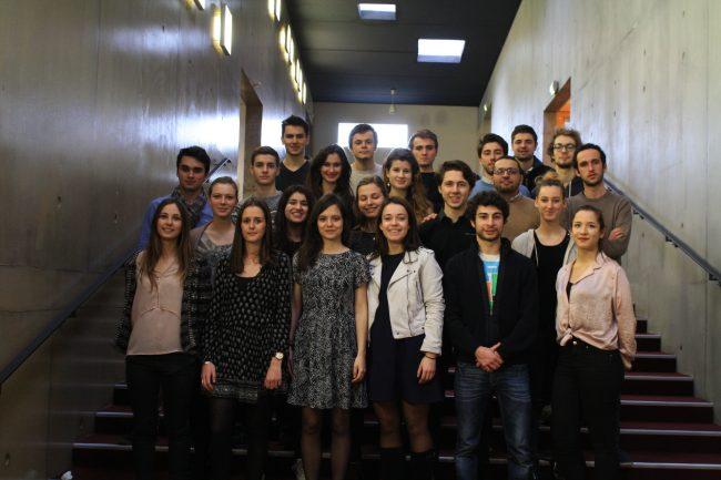L'entrepreneuriat pour et par des jeunes