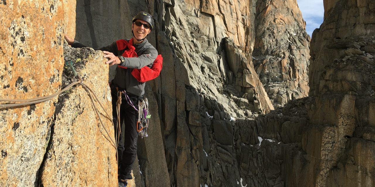 Pascal Brouaye (ESILV, Pôle Léonard de Vinci) – Après ma journée de Dean… je gravis des montagnes
