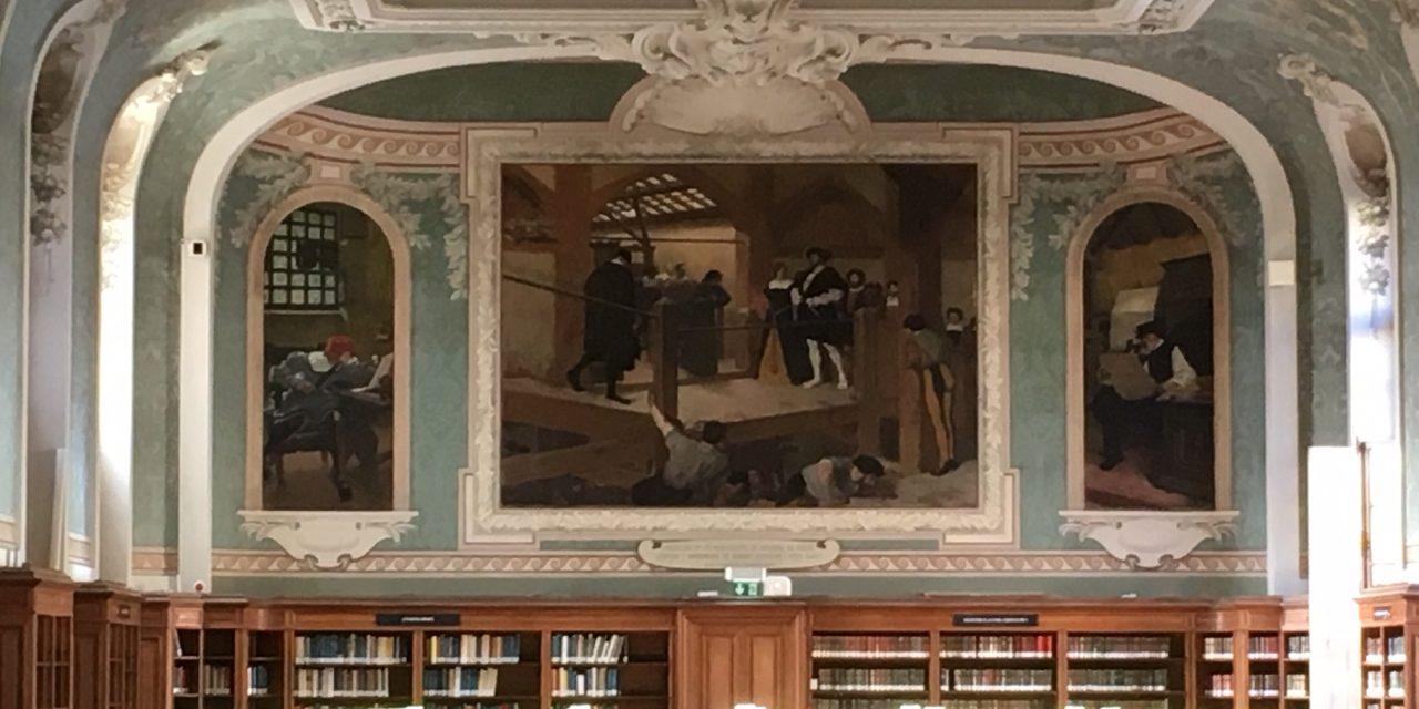 [Rentrée 2019] SHS, International et bibliothèque sur le podium de l'Université Paris 1 – Panthéon Sorbonne