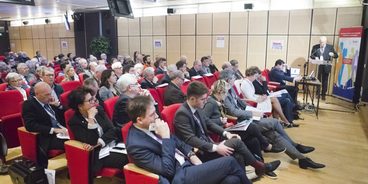 « Relever les défis d'une économie prospère et responsable » : les ingénieurs et scientifiques s'engagent !