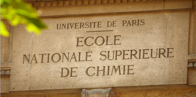 Chimie ParisTech rejoint le concours Concours Commun Mines Ponts (CCMP)