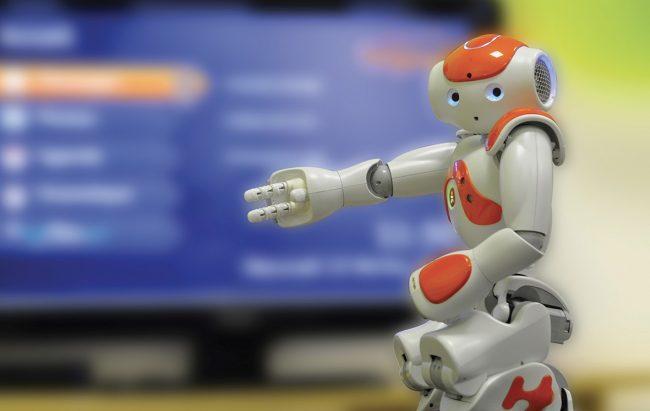 Robot IMT Atlantique
