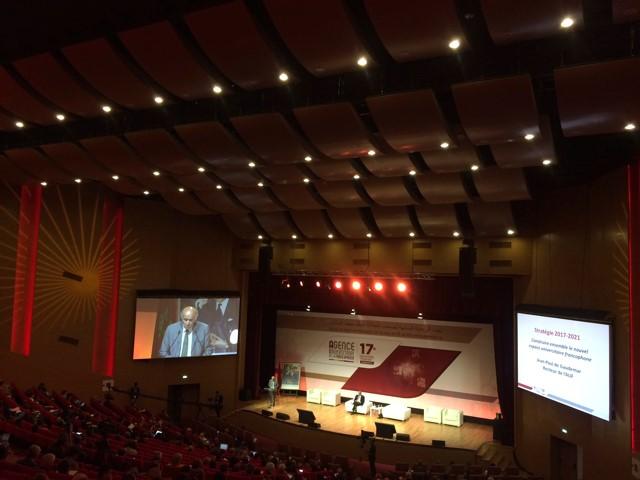 Les membres de l'AUF sont réunis à Marrakech pour « construire ensemble le nouvel espace universitaire francophone »