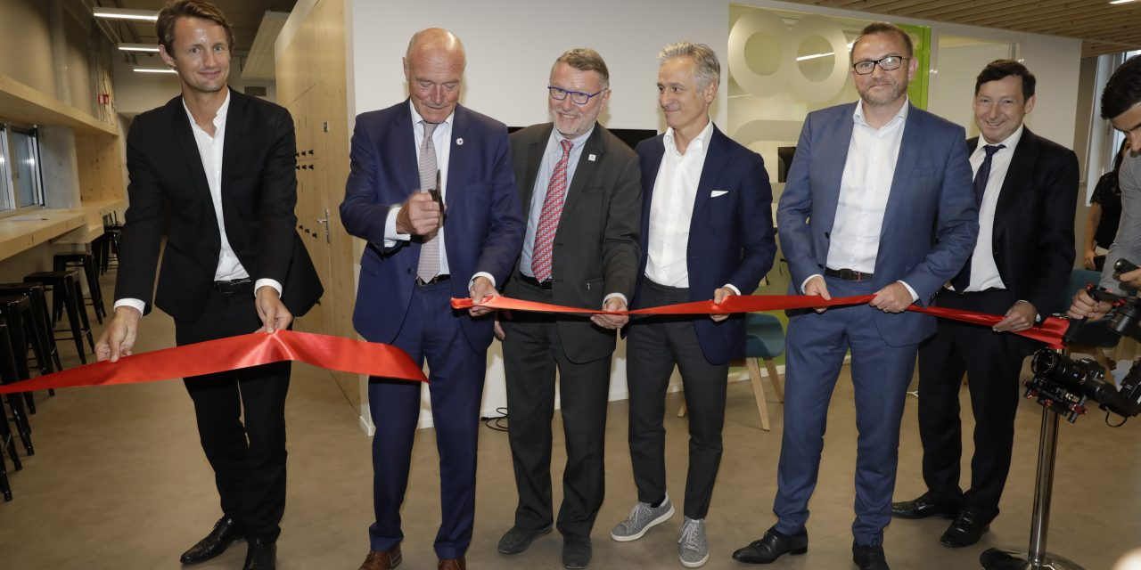 KEDGE Business School inaugure l'espace KEDGE Entrepreneurship sur son campus de Bordeaux