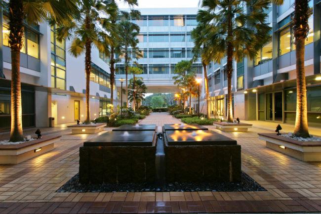 INSEAD Asia Campus, Singapore - crédit INSEAD