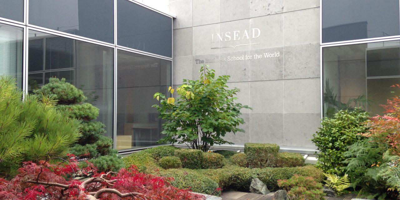 La Banque européenne d'investissement finance la rénovation du campus Europe de l'INSEAD à hauteur de 40 millions d'euros