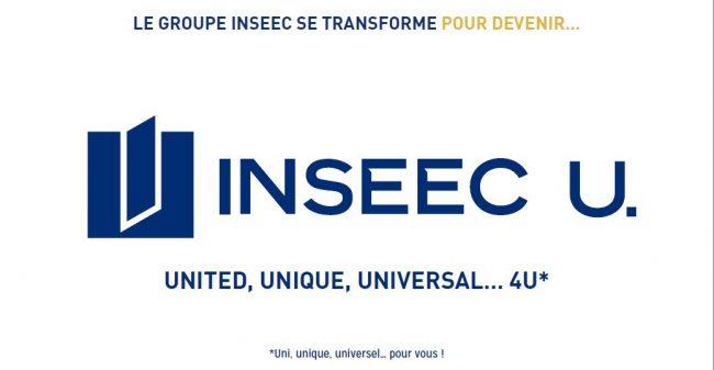 Le Groupe INSEEC devient INSEEC U