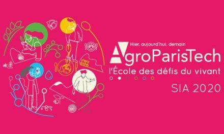 AgroParisTech sème ses élèves ingénieurs au Salon de l'Agriculture !