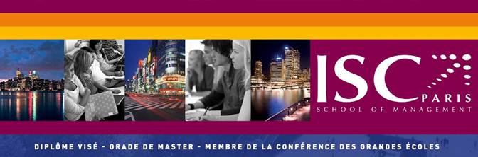 2e Congrès TRANSFORMARE les 19 & 20 mars 2012  sur le campus de l'ISC Paris