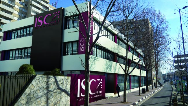 [RENTREE 2020] ISC Paris ou l'Action Learning en action