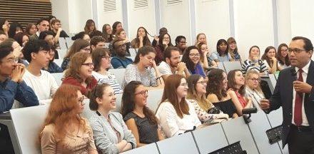 L'ISIT intègre Parcoursup dès 2019 et accueille 900 élèves de 40 nationalités pour cette rentrée sous la nouvelle direction de Tamym Abdessemed