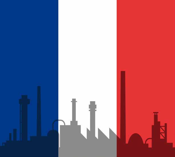 L'INNOVATION CONTINUE, LEITMOTIV DE L'INDUSTRIE FRANÇAISE
