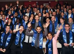 Les diplômés des promotions 2013/2014
