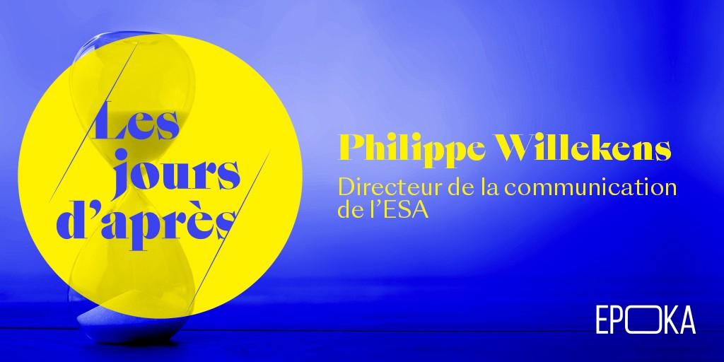 Les jours d'après by Epoka – Avec Philippe Willekens de l'agence Spatiale Européenne