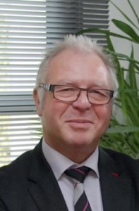 Alain Storck a pris le 1er février 2012, et pour 5 ans, la tête de l'Université de Technologie de Compiègne