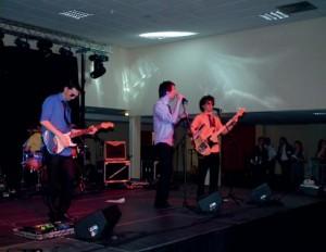 Los Pepitos, le groupe rock de l'école