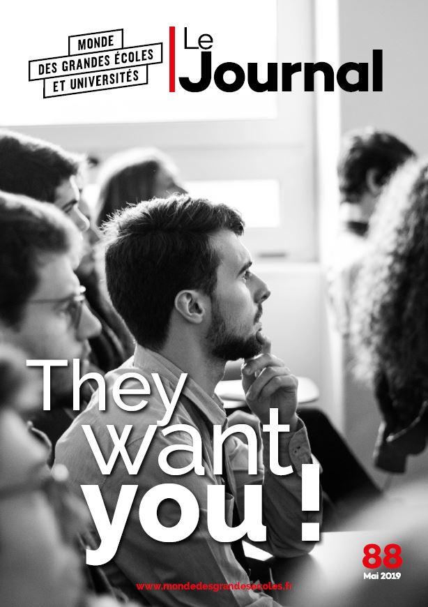 Le Journal des Grandes Ecoles & des Universités – N°88 – Mai 2019