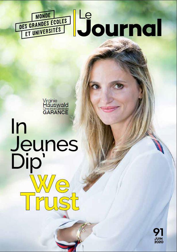 Le Journal des Grandes Ecoles & des Universités – N°91 – juin 2020