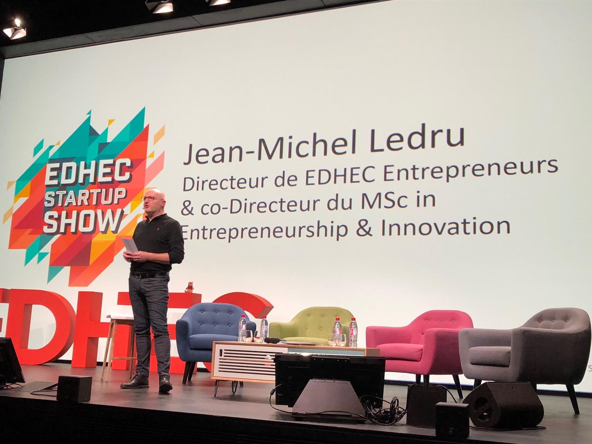 Jean-Michel Ledru EDHEC