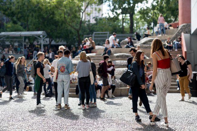 Rentrée 2018, Paris 1 Panthéon-Sorbonne en mode innovation