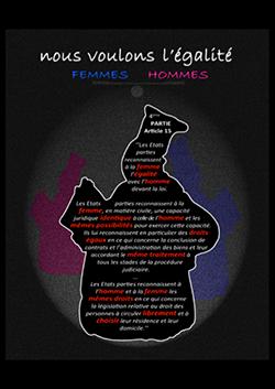 Colloque journée des droits des femmes