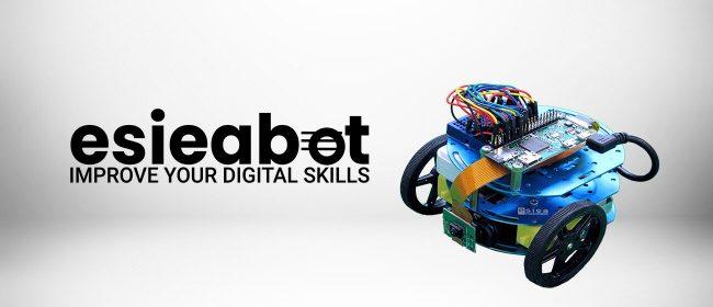 L'ESIEA offre un kit robotique à tous ses étudiants de 1re année