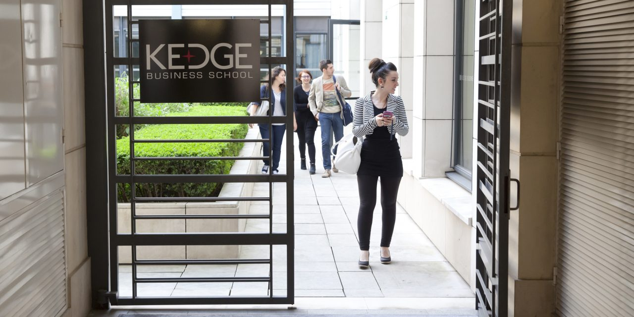 NOMINATION – Alexandre de Navailles est le nouveau directeur de KEDGE Business School