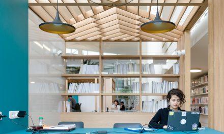 Le campus historique nantais d'Audencia achève sa première phase de rénovation
