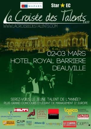 La Croisée des Talents, grand concours de management étudiant (1/2)