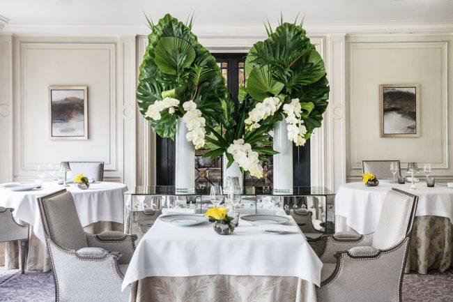 Shangri-La Hotel, Paris donne le La de l'hôtellerie de luxe