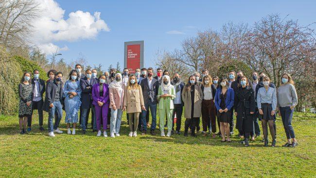 Entrepreneurs dans la Ville : lancement des nouvelles promotions dans 5 villes de France