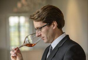 Vincent Chaperon (Montpellier SupAgro 99), œnologue chez Dom Pérignon (c) Leif Carlson
