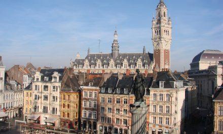 Série [Top 5 des villes étudiantes] – Lille