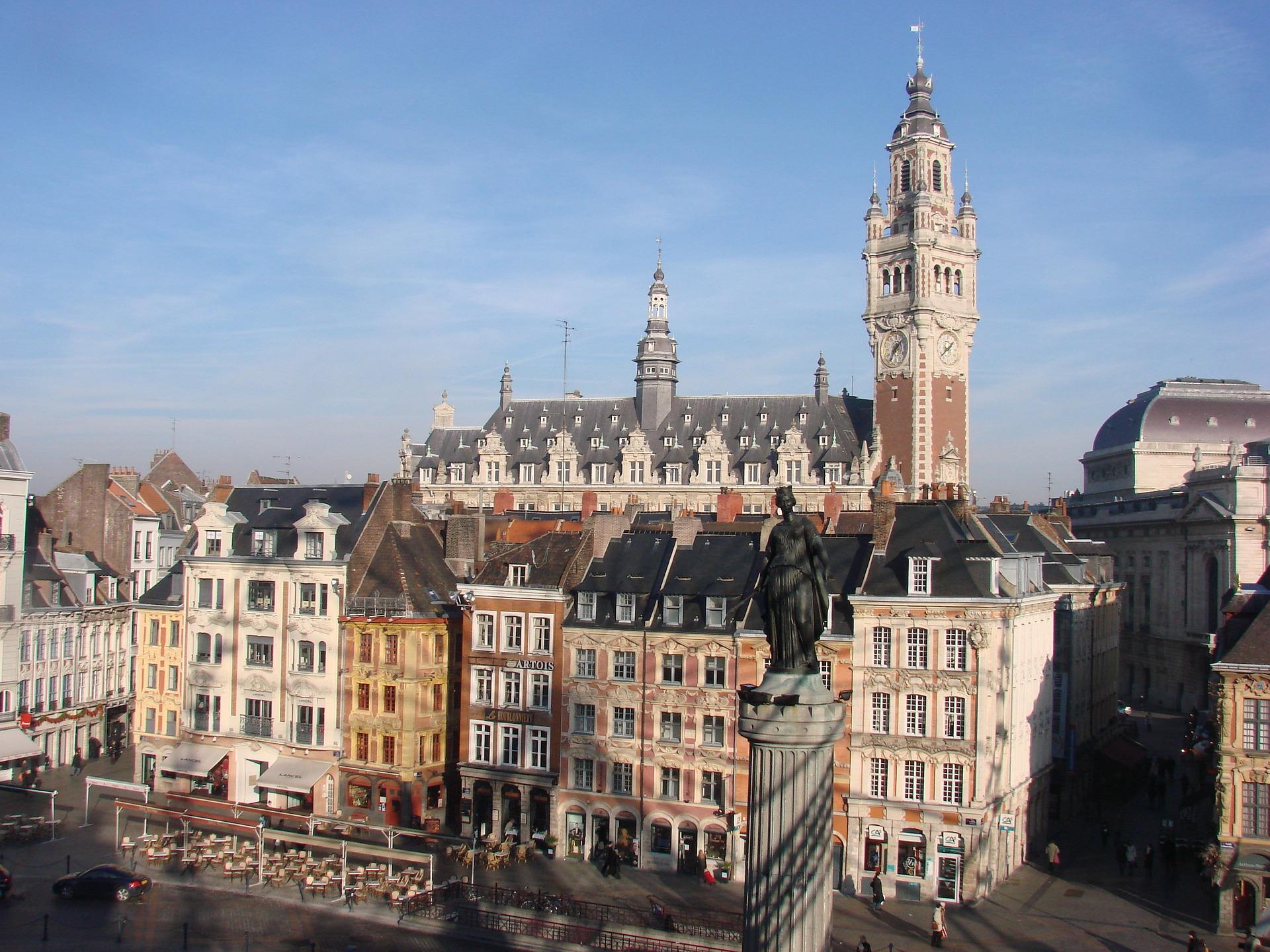Lille (Place du Général de Gaulle)