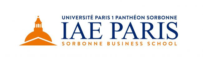 Logo IAE Paris-Sorbonne Business School