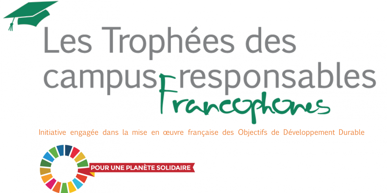 7ème édition des Trophées des campus responsables : qui sont les lauréats ?
