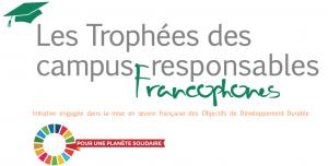 7ème édition Trophées campus responsables
